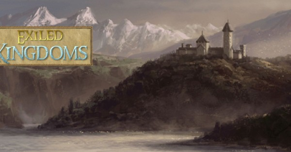 Exiled Kingdoms - RPG in der Tasche