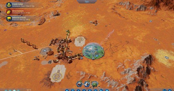 Space Race Surviving Mars