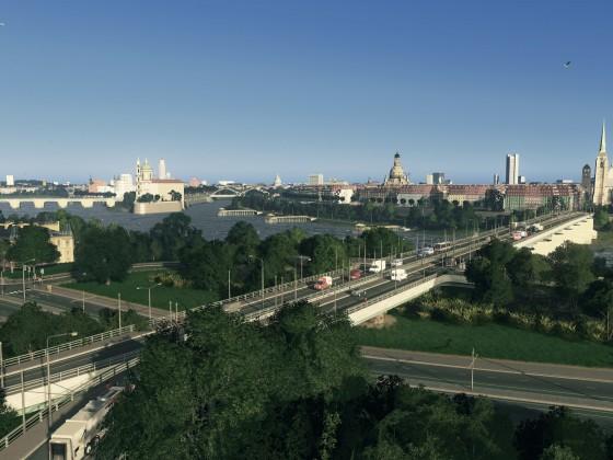 Kristallplatz-Brücke