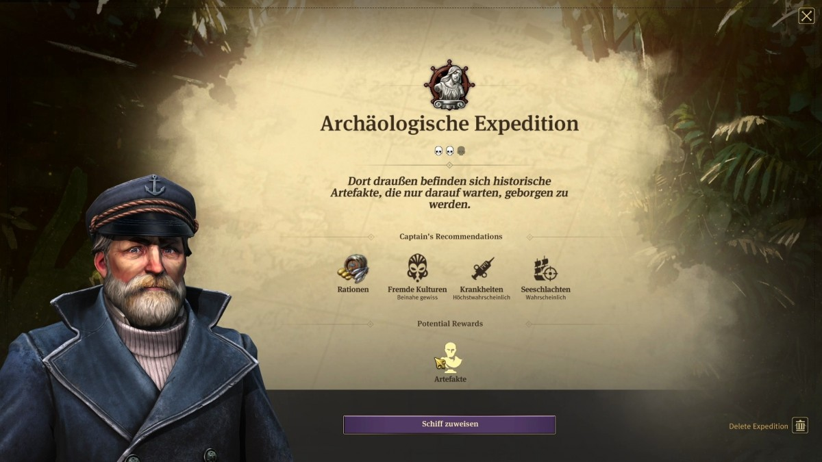 Expedition - Start