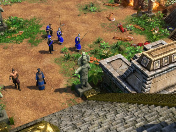 Age of Empire Definitive Edition: China Kampagne