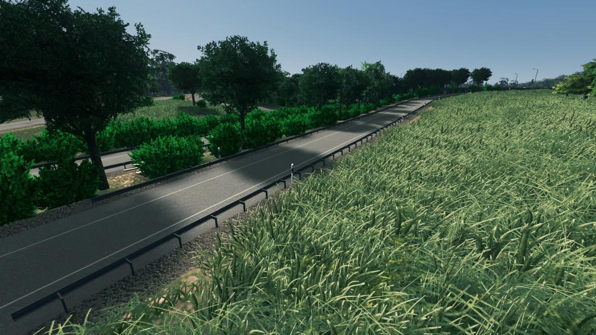 Autobahnabfahrt #1