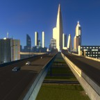 Stadt-Autobahn