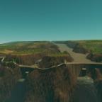 Staudammanlage Seestadt
