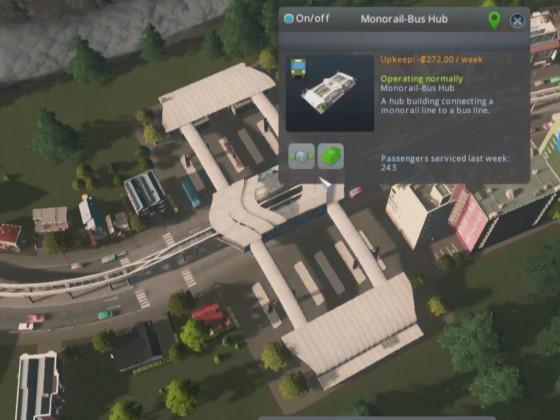 Monorail-Bus-Hub