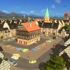 Eines der schönsten Rathäuser Deutschlands