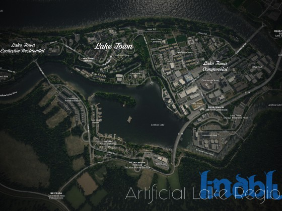 Lindblum Artificial Lake Region (1)