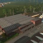 Zentraler Flughafenbahnhof