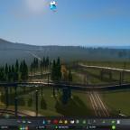 Umbau Gleisdreieck mit S-Bahnanbindung