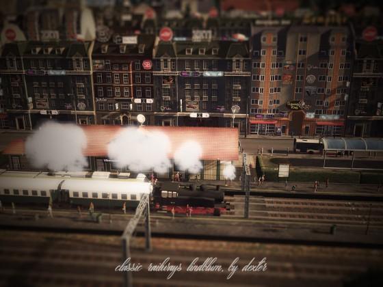 classic railways Lindblum