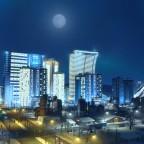 Skyline Snowfield