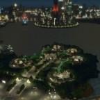 Das Olympische Dorf