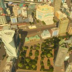 zweites Stadtzentrum