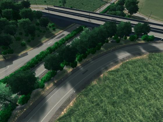 Autobahnabfahr #2