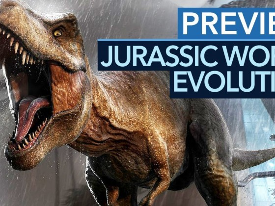 Grafikpracht, die Ark neidisch macht: Jurassic World Evolution Gameplay Preview