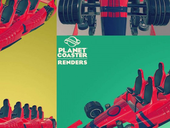 Planet Coaster Artworks
