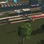 Umbau einer überlasteten Bahnhofs- und Gleisanlage