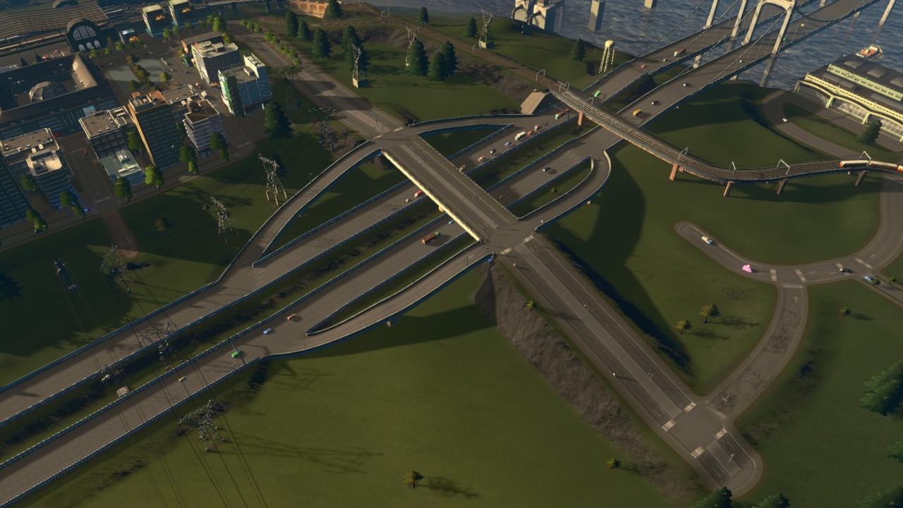 Day 5, ein neuer Autobahnanschluss