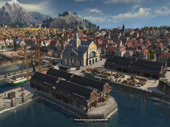 Anno 1800 Closed Beta Impressionen