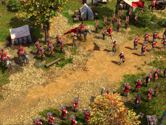 Age of Empire Definitive Edition: Amerika Kampagne