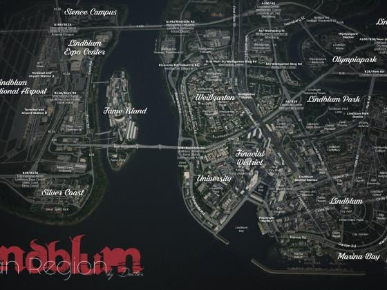 Lindblum Urban Region (1)