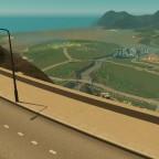 kleiner Ausblick auf Seestadt....