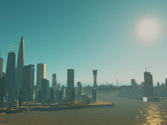 Cities: Skylines!