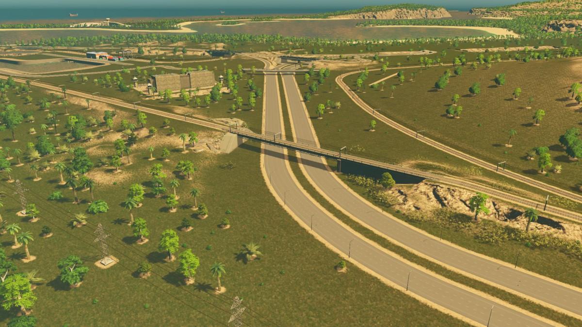 Stadteinfahrt