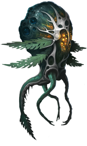 Stellaris Plantoid Species Pack