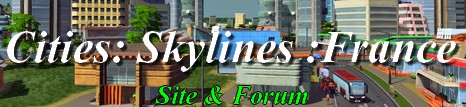 Cities: Skylines :France