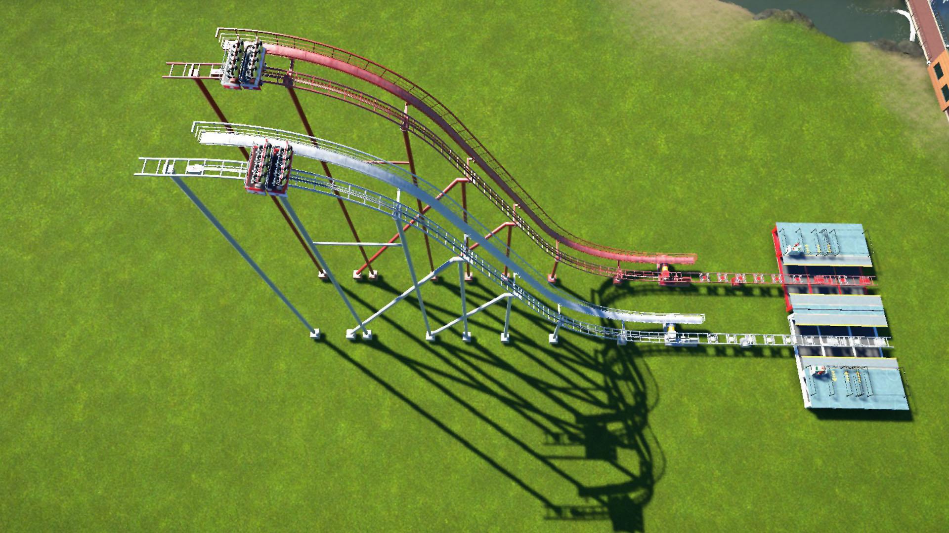 Synchronisierung Von Achterbahnen Allgemeine Planet Coaster