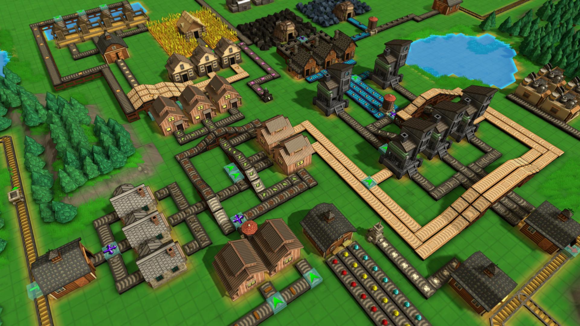 Factory Spiel