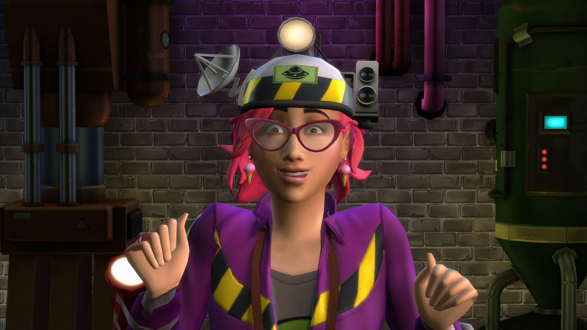 Review Zu Die Sims 4 An Die Arbeit Archiv Willkommen Im