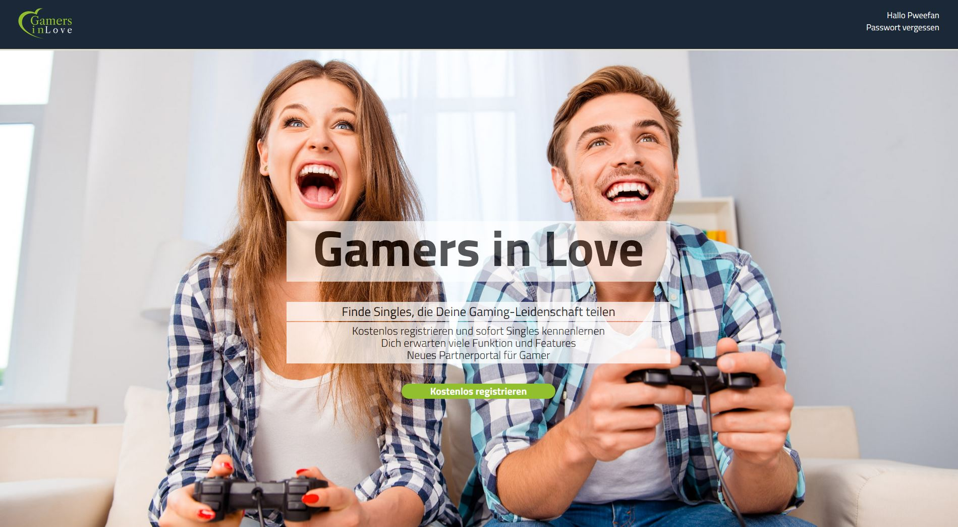 Singles aus Gaming kennenlernen LoveScout24